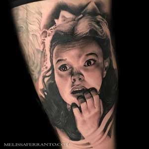 Melissa Ferranto Tattoo