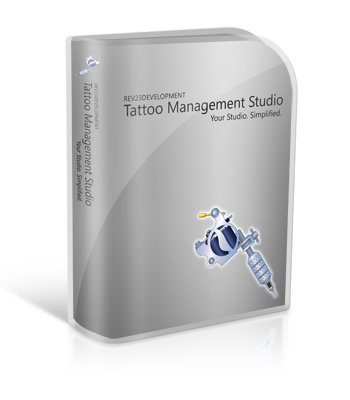 Tattoo Management Studio Software package