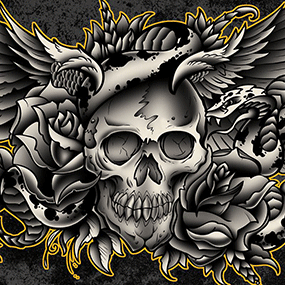 Denver Tattoo Arts Convention | REV23