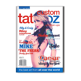 REV23 - Custom Tattooz Magazine